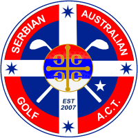 Serbian Australian Golf ACT